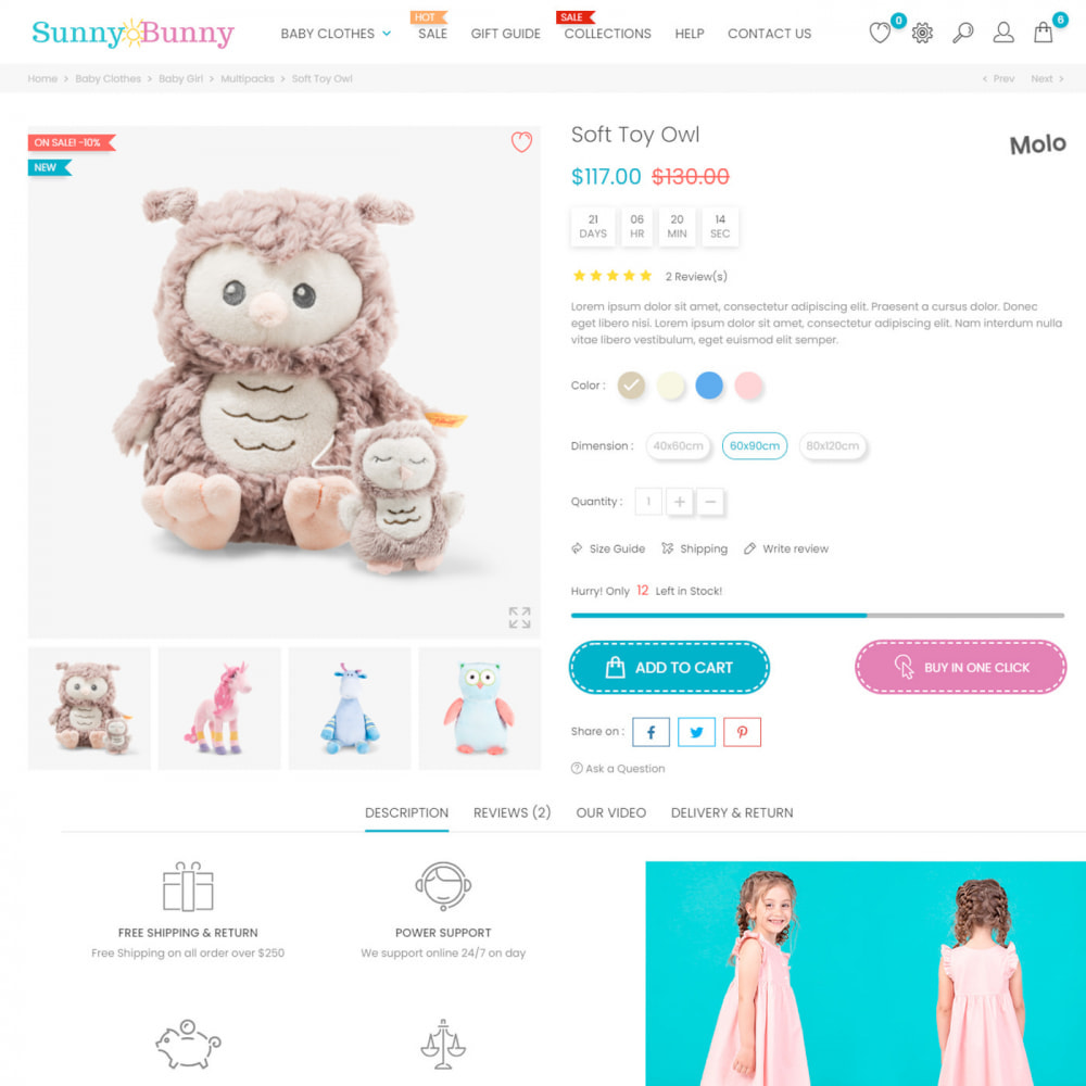 theme - Enfants & Jouets - Kids & Toys - Clothes & Shoes, Fashion, Baby, Joy - 6