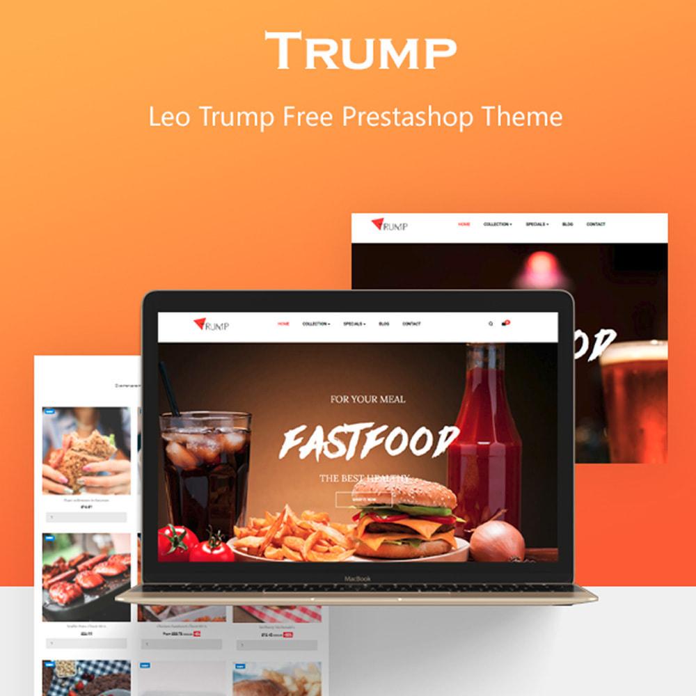 theme - Food & Restaurant - Ap Trump - 1