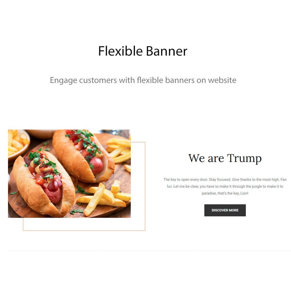 theme - Food & Restaurant - Ap Trump - 2