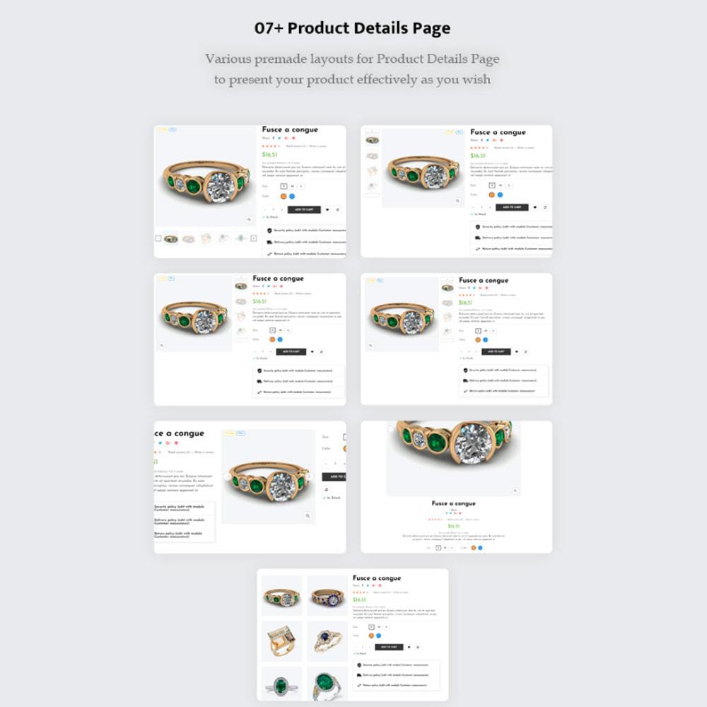 theme - Jewelry & Accessories - Bos Citrine - 4