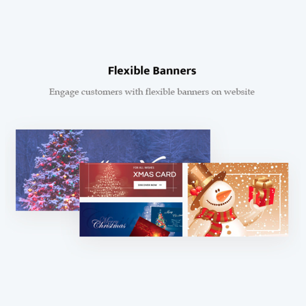 theme - Cadeaus, Bloemen & Gelegenheden - Bos Warm Xmas - 3