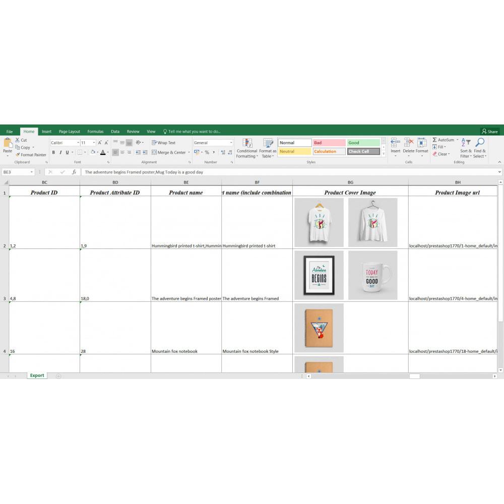 module - Importación y Exportación de datos - Orders Export Pro (Excel,CSV) - 7