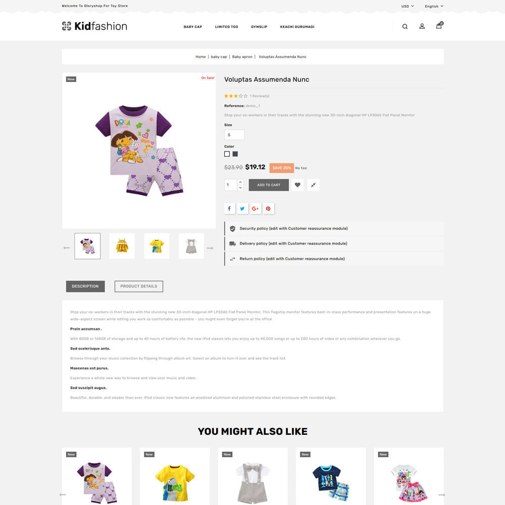 theme - Kinderen & Speelgoed - Kidfashion - Kids Fashion - 4