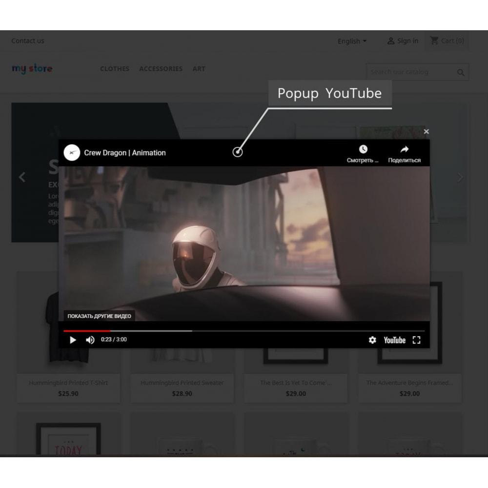module - Boutons Login & Connect - Pack Pop Ups (10 en 1) Et La Social Connexion - 7