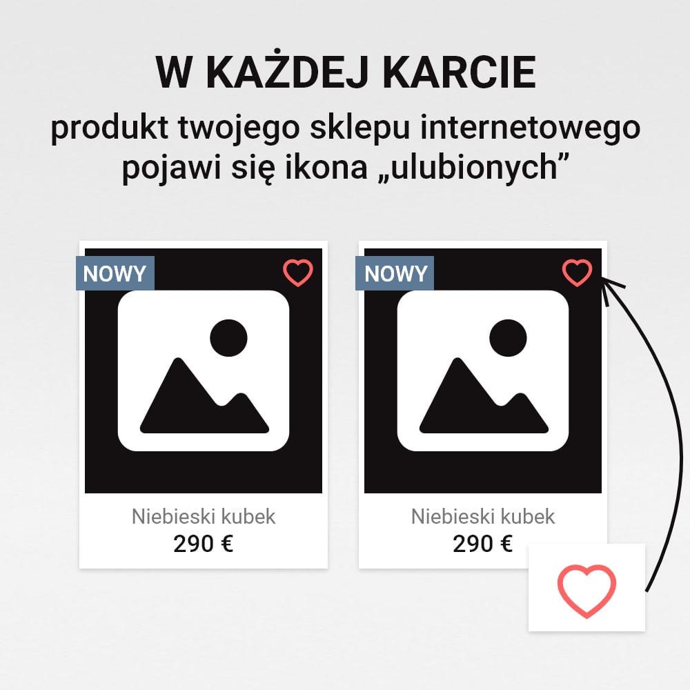 module - Lista życzeń & Karta podarunkowa - Lista życzeń - 2