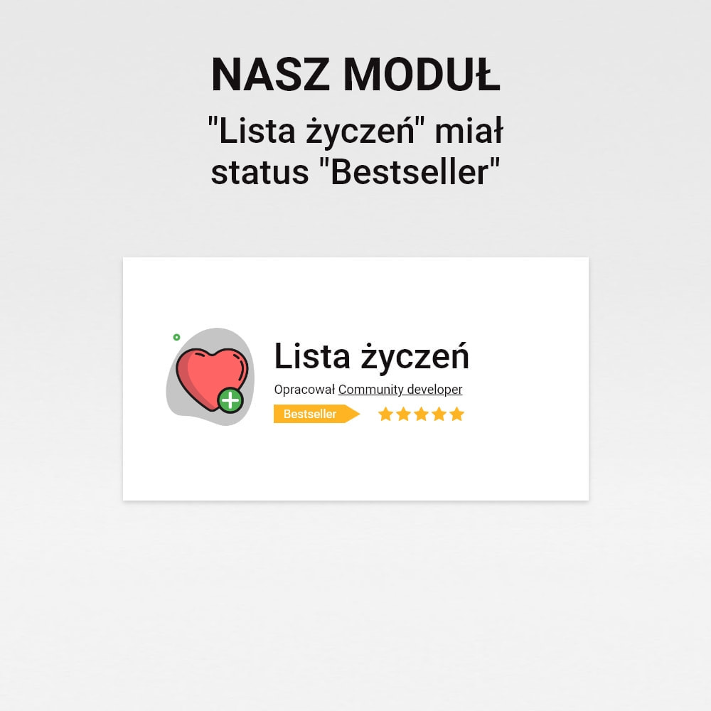 module - Lista życzeń & Karta podarunkowa - Lista życzeń - 10