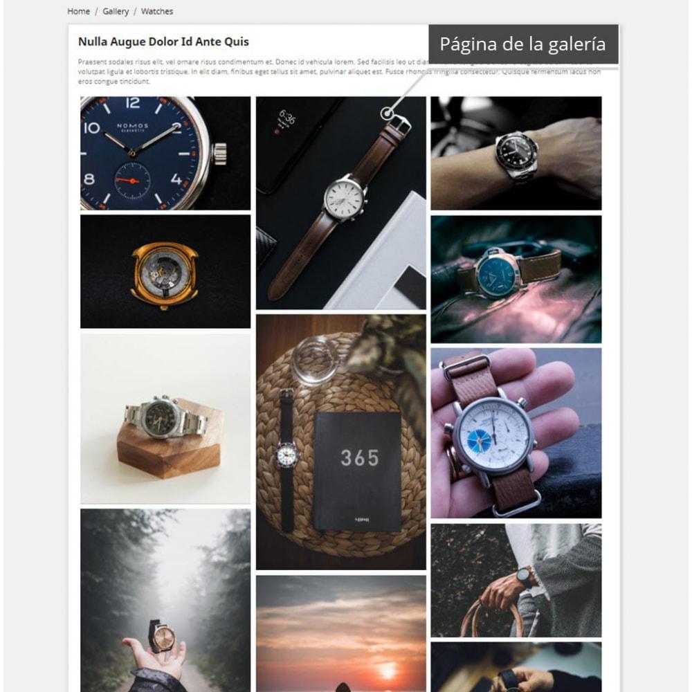 module - Sliders y Galerías de imágenes - Professional Gallery - 4
