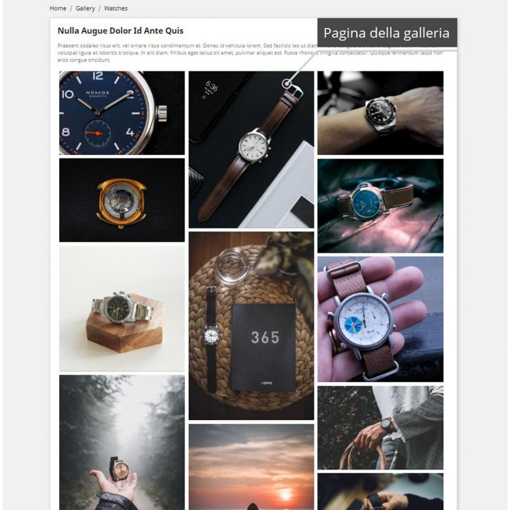 module - Slider & Gallerie - Galleria professionali ( images gallery ) - 4