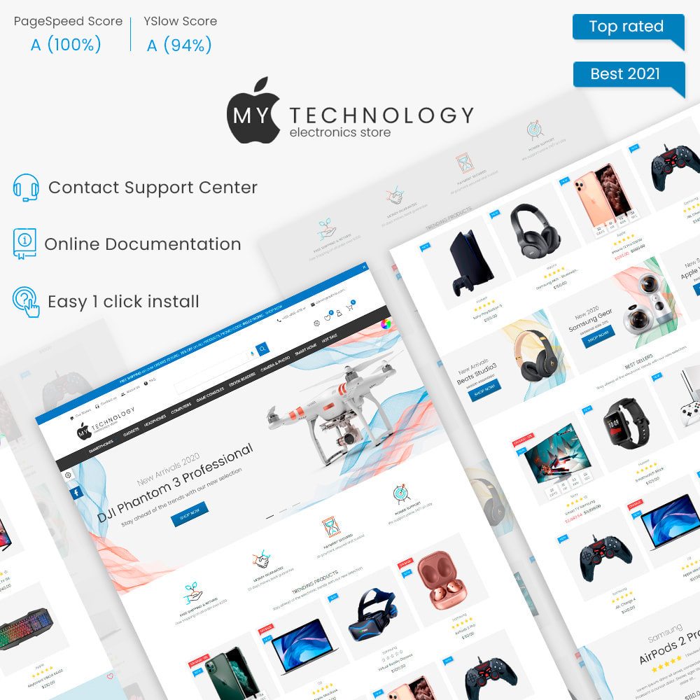 theme - Electronics & Computers - Technology - Electronics, Computers, Phones, Watches - 1
