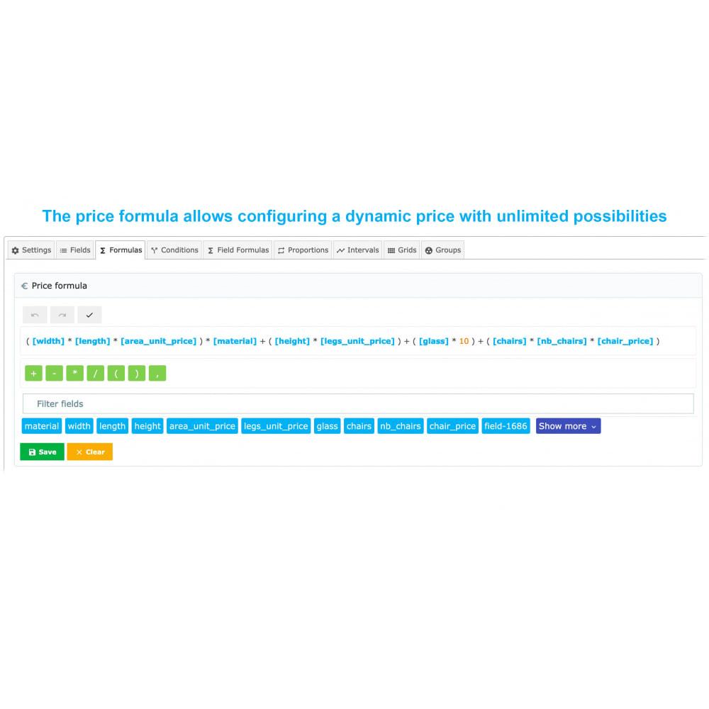 module - Sizes & Units - Dynamic Product Price - 6