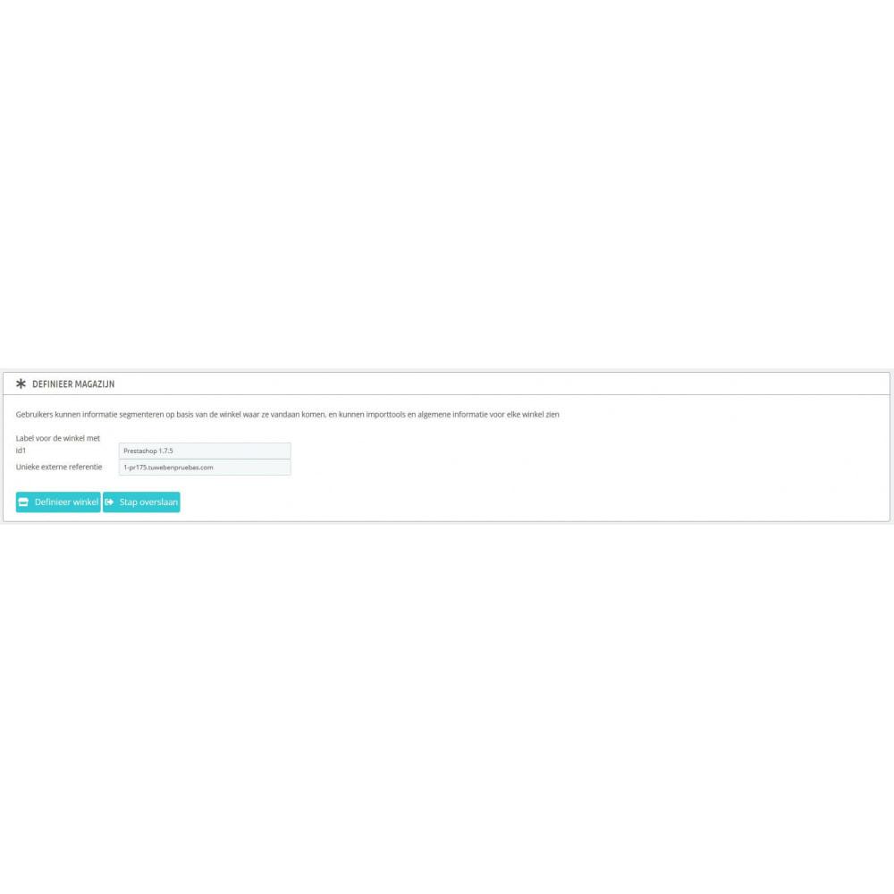 module - Remarketing & Achtergelaten winkelmanden - HubSpot e-handelsintegration - 6