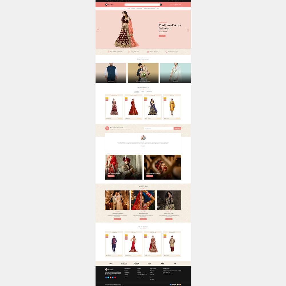 theme - Fashion & Shoes - Modus Fashion Store - 2