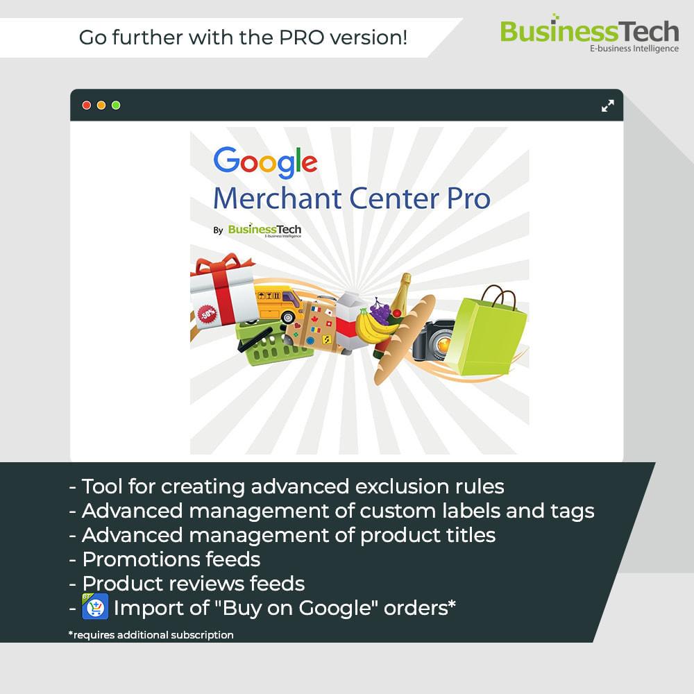 module - Comparadores de Precios - Google Merchant Center (Google-Shopping) - 11