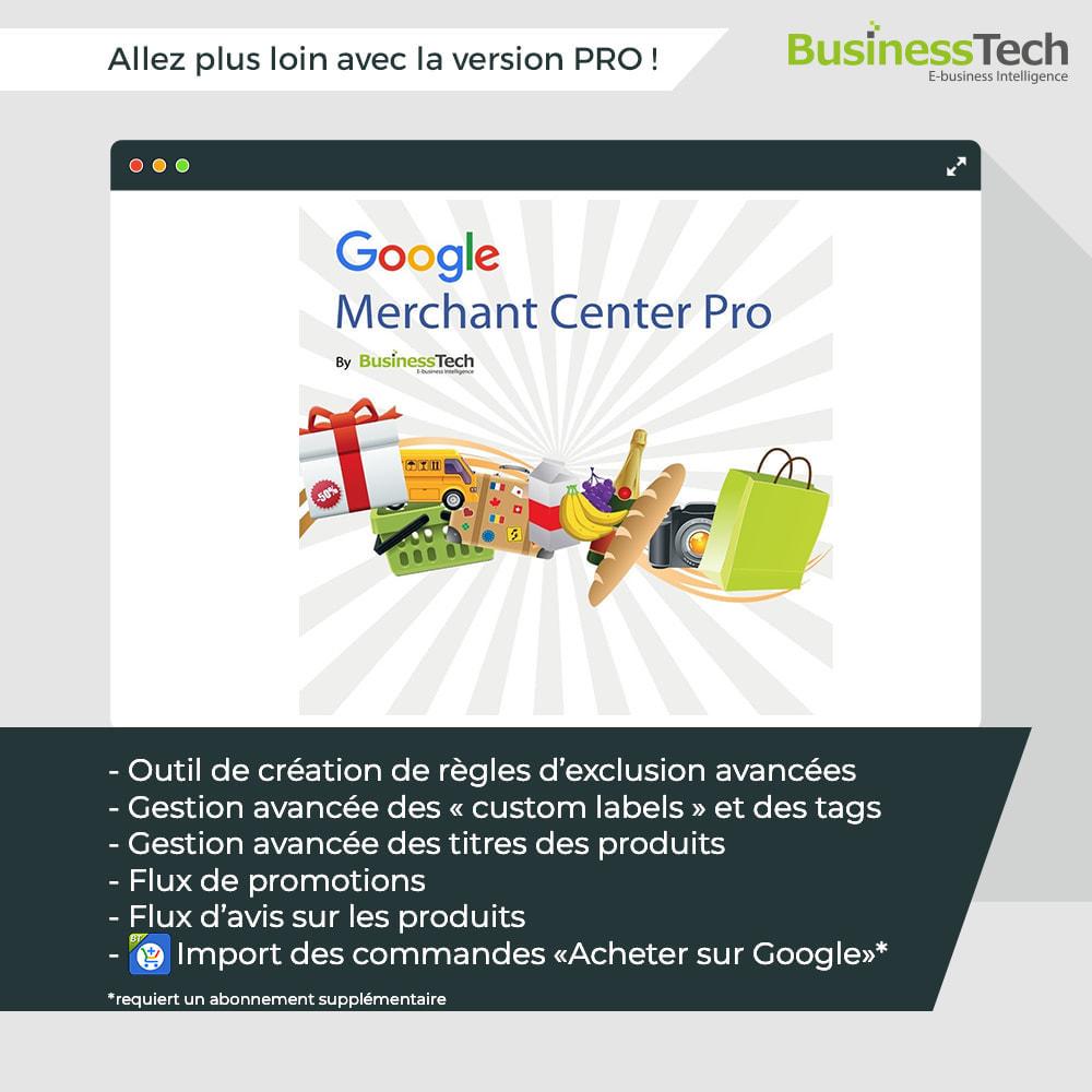 module - Comparateurs de prix - Google Merchant Center (Google-Shopping) - 11