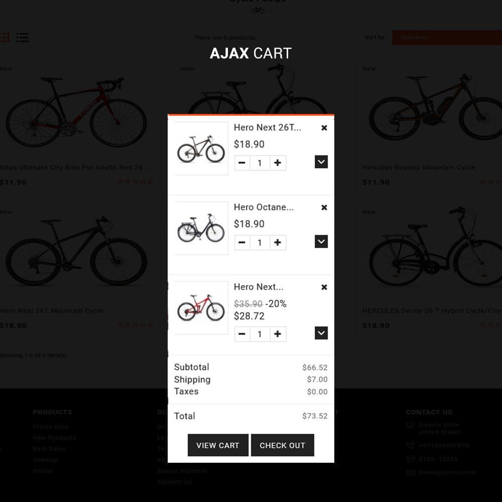 theme - Desporto, Actividades & Viagens - Bike Ryder - Bike Shop & Bicycle Rental Shop - 5