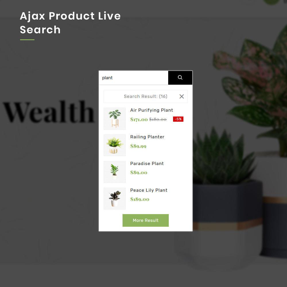 theme - Casa & Giardino - Organe Organic–Plant and Craft–Tools Store - 6