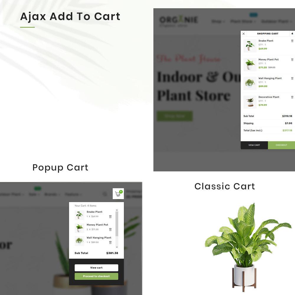theme - Casa & Giardino - Organe Organic–Plant and Craft–Tools Store - 7