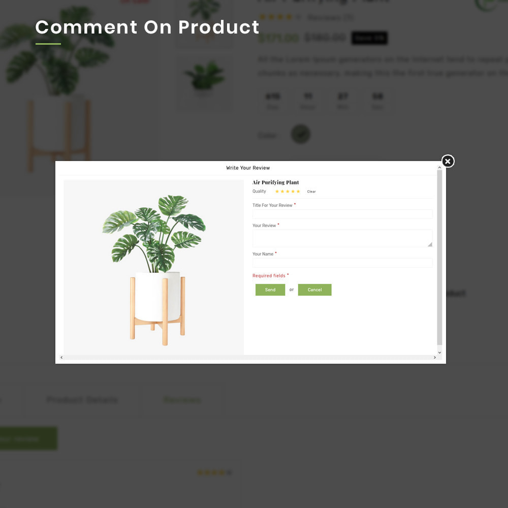 theme - Casa & Giardino - Organe Organic–Plant and Craft–Tools Store - 11