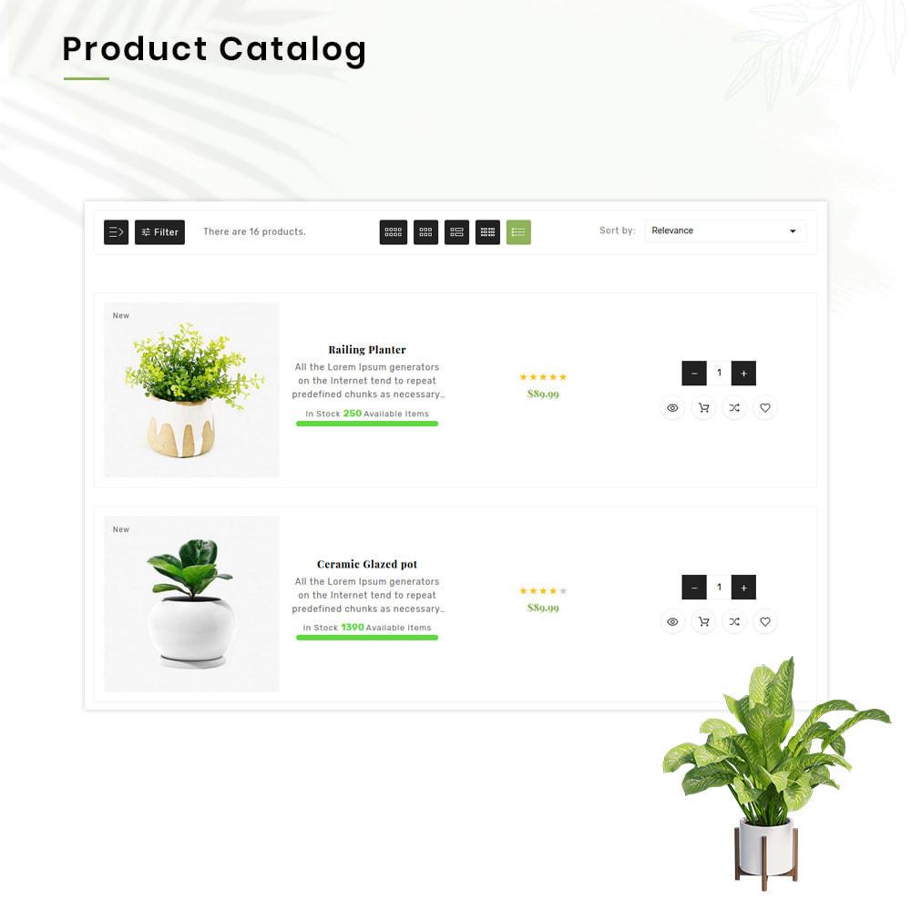 theme - Casa & Giardino - Organe Organic–Plant and Craft–Tools Store - 12