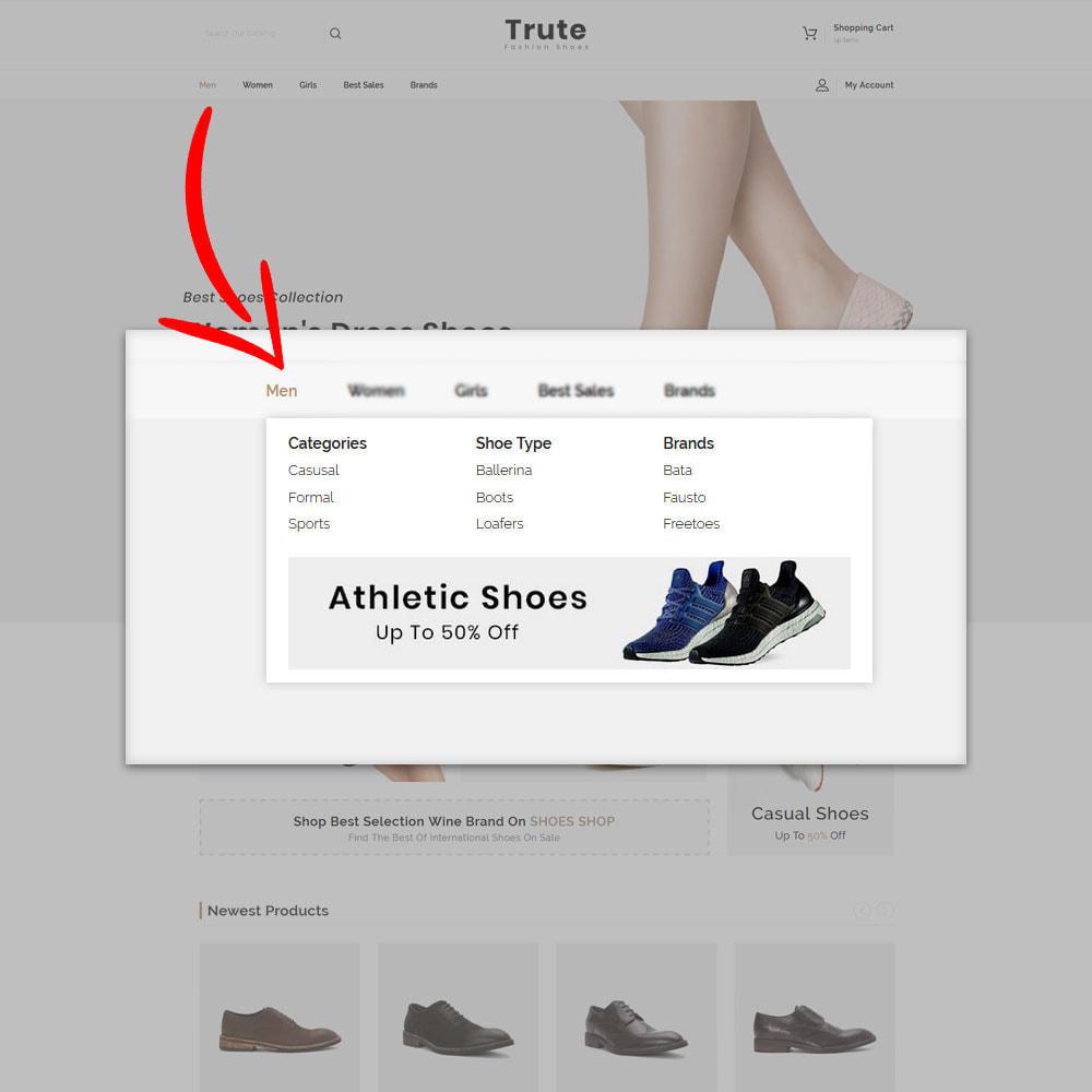 theme - Fashion & Shoes - Trute - Shoes Store - 6