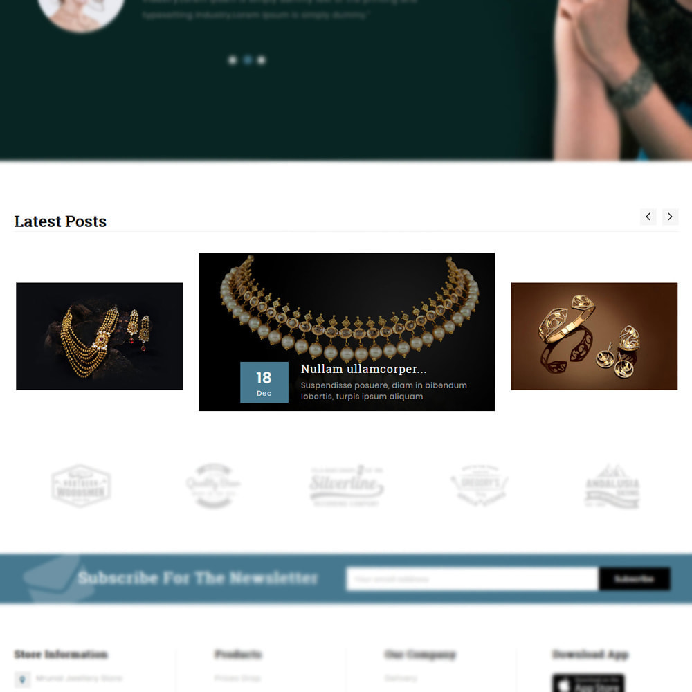 theme - Jewelry & Accessories - Mrunal - Jewellery Shop - 5