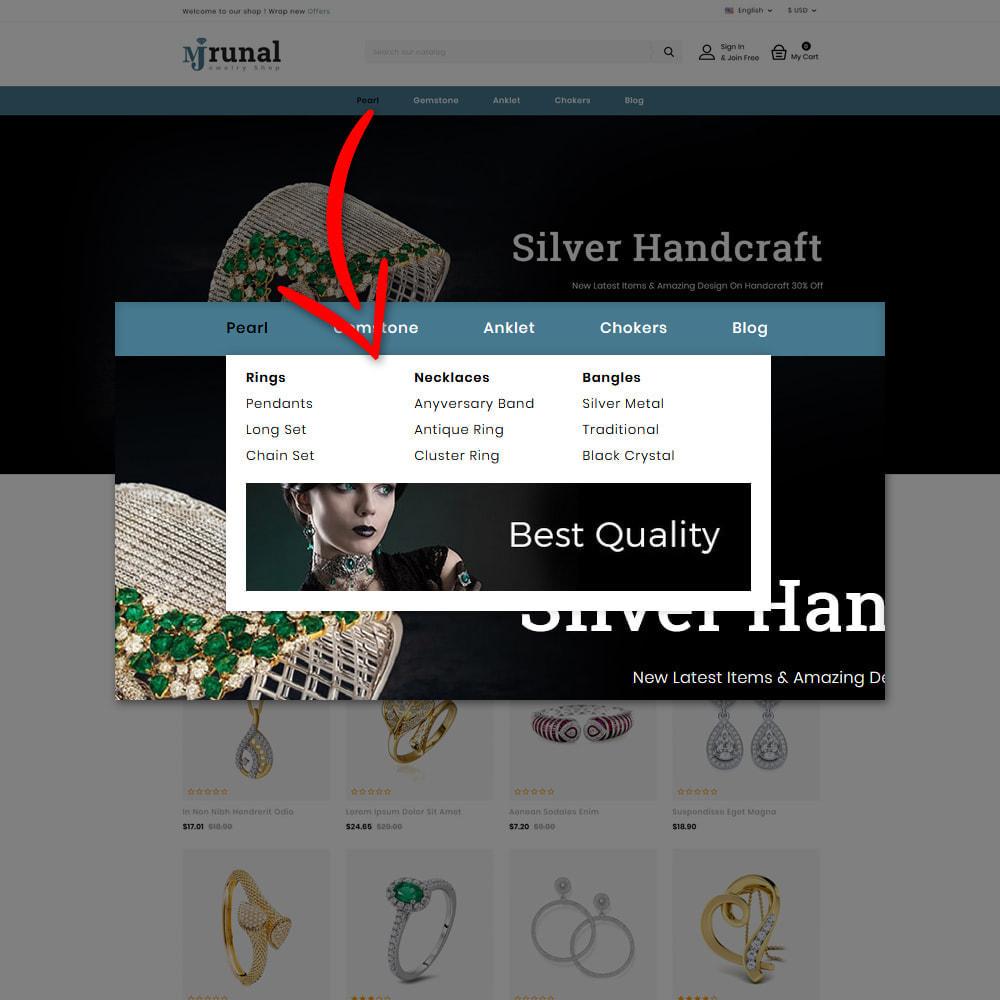 theme - Jewelry & Accessories - Mrunal - Jewellery Shop - 8
