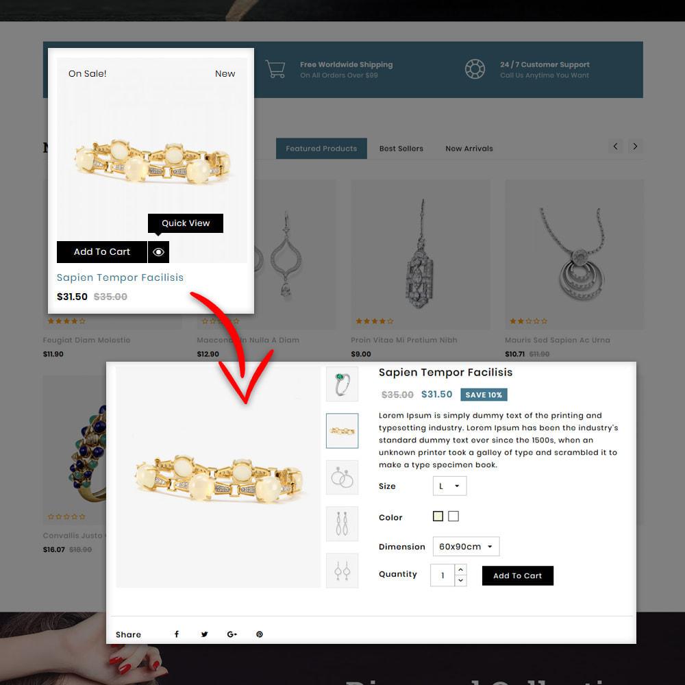 theme - Jewelry & Accessories - Mrunal - Jewellery Shop - 9