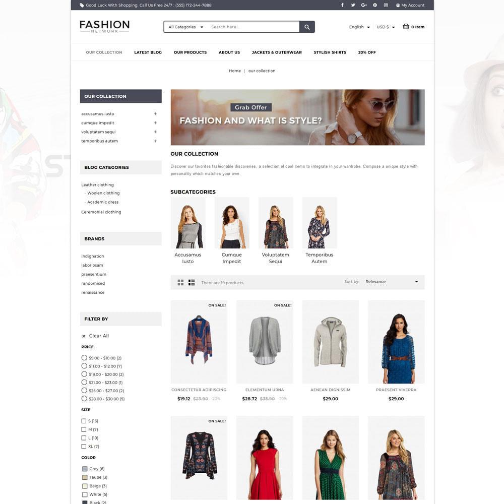 theme - Fashion & Shoes - FashionNetwork - The fashion store - 4