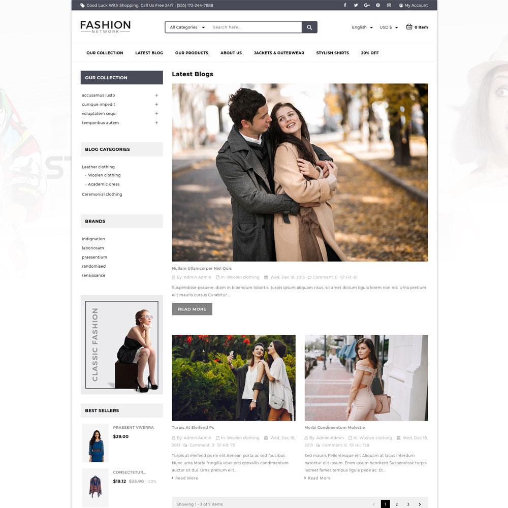 theme - Fashion & Shoes - FashionNetwork - The fashion store - 7