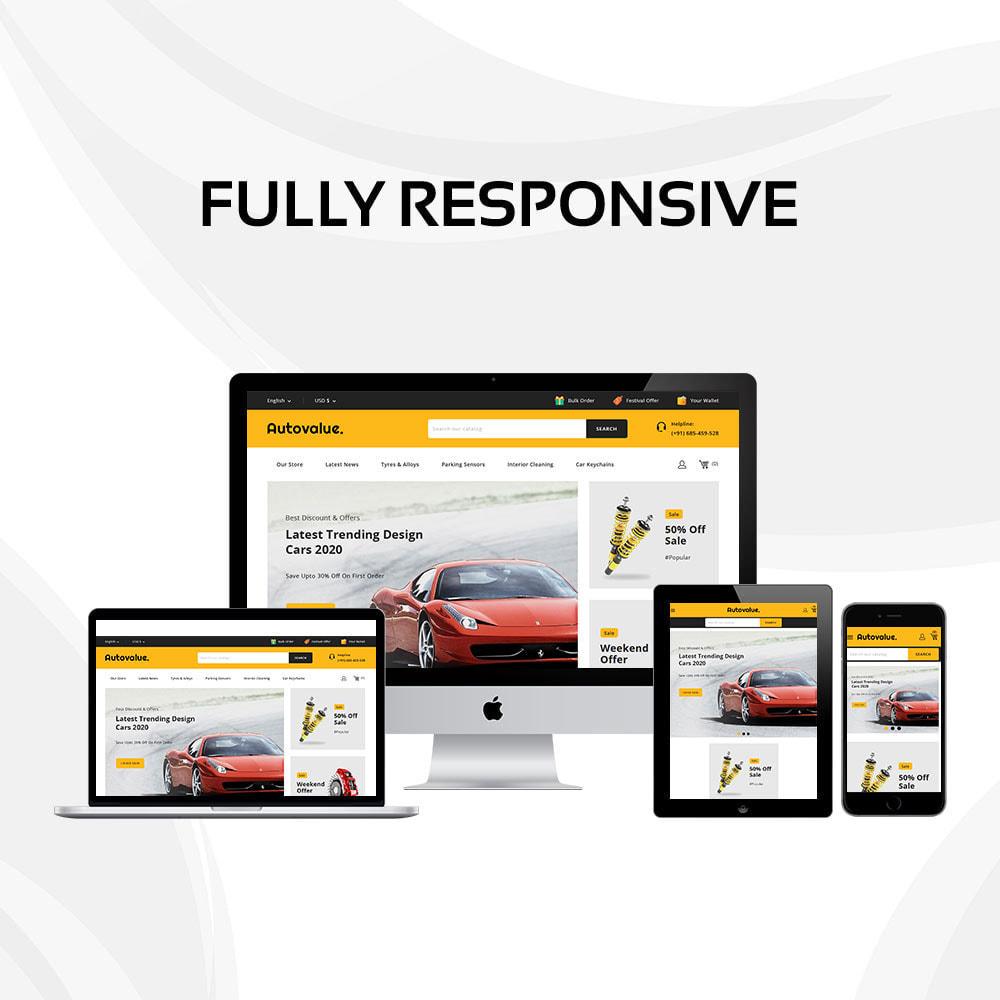 theme - Automotive & Cars - Autovalue - The Autoparts Store - 2