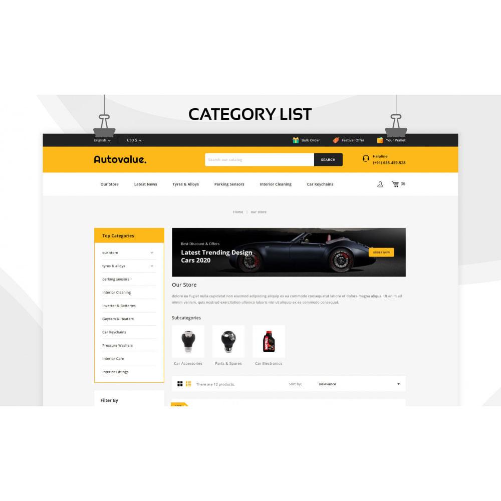 theme - Automotive & Cars - Autovalue - The Autoparts Store - 5
