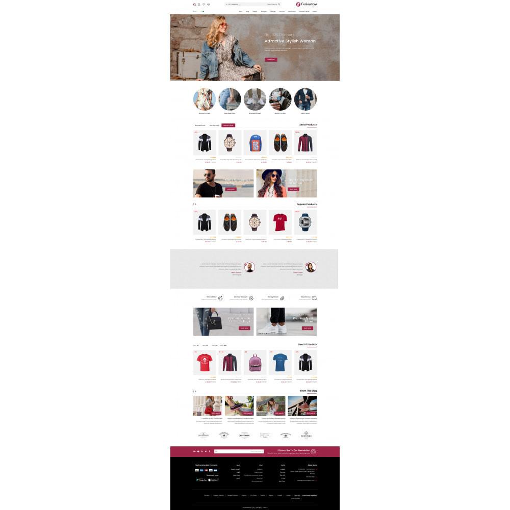 theme - Fashion & Shoes - Fashionclo - Minimal Fashion Store - 10