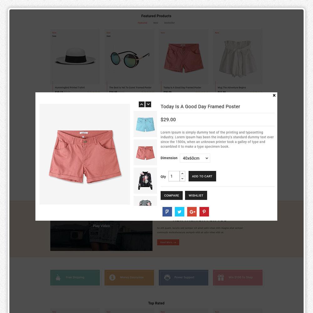 theme - Fashion & Shoes - Fashiro - Mega Fashion Trend Store - 7