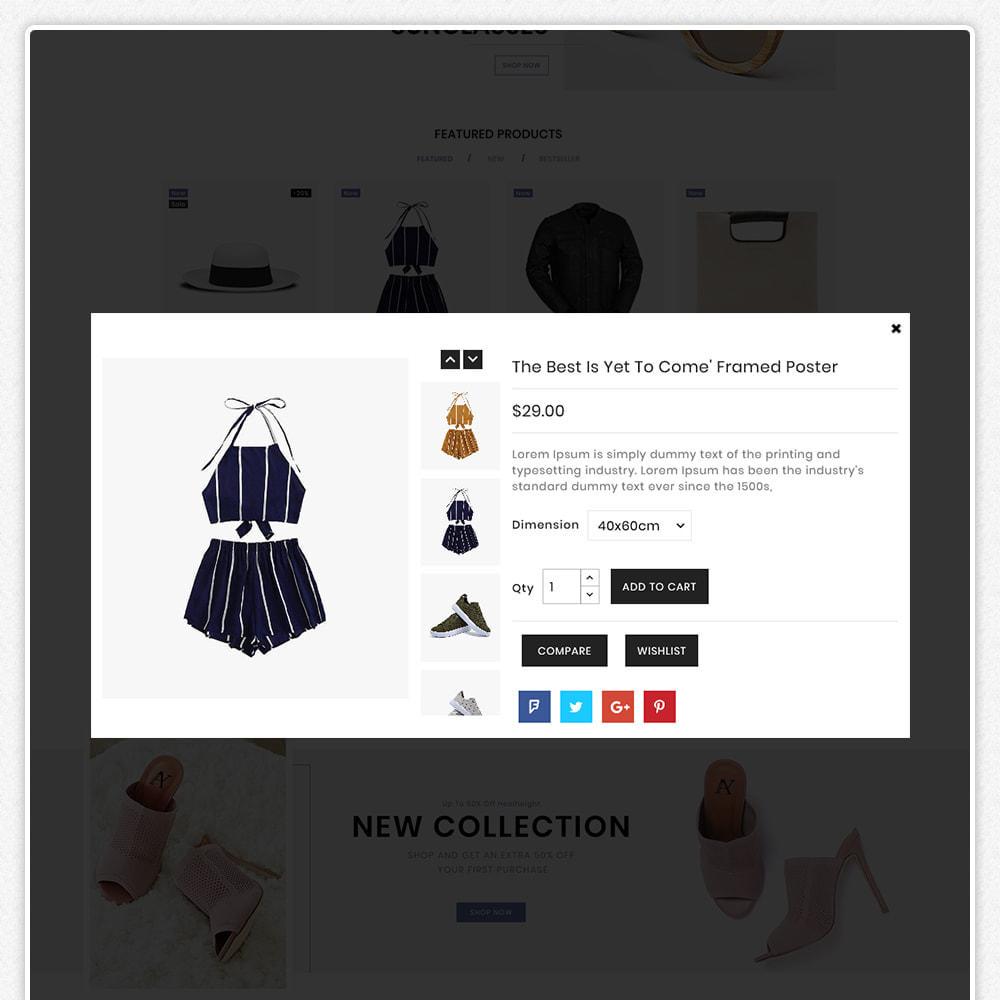 theme - Fashion & Shoes - Fashiva - Modern Fashion Store - 6