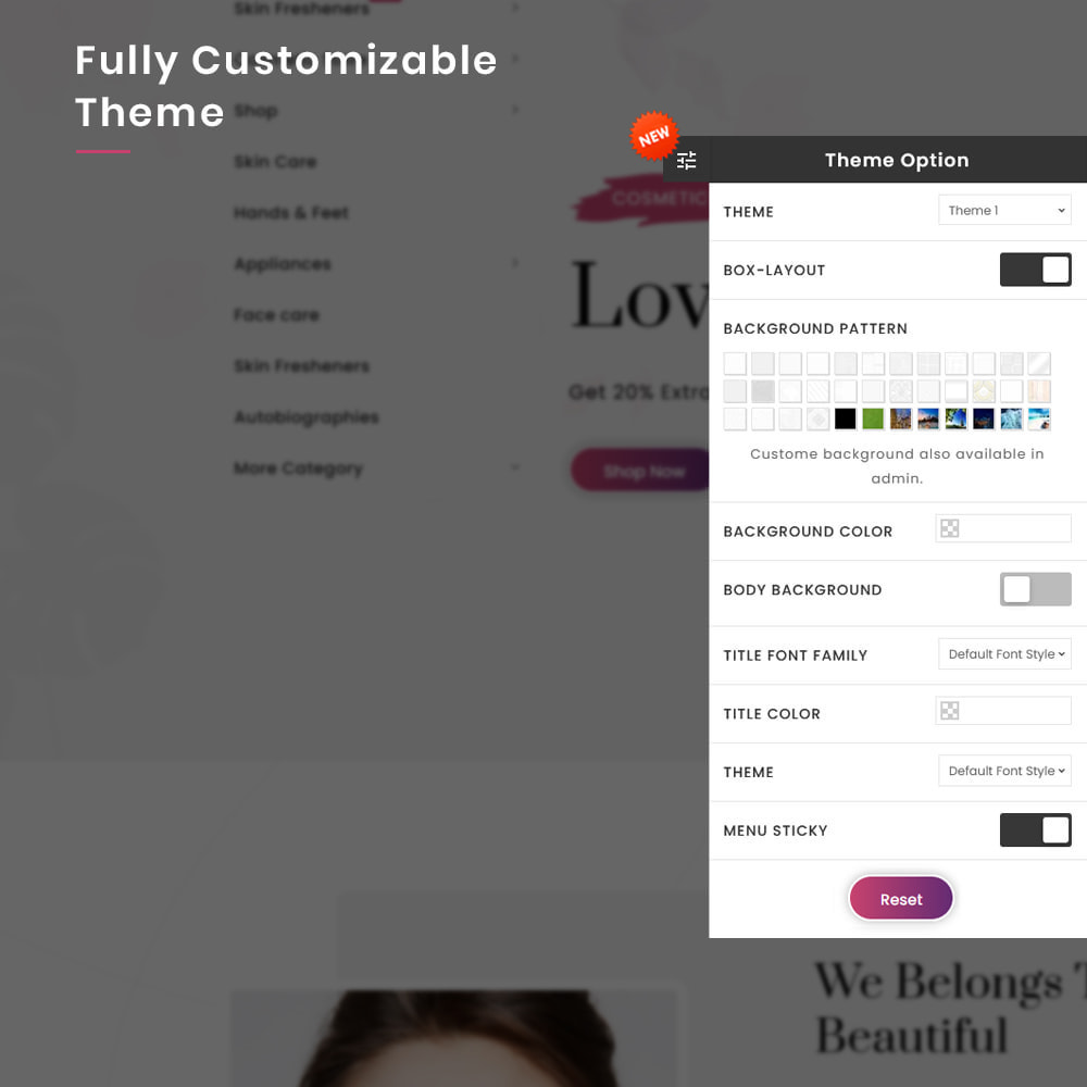 theme - Gesundheit & Schönheit - Costery Mega Cosmetics–Perfume Health–Beauty SuperStore - 13