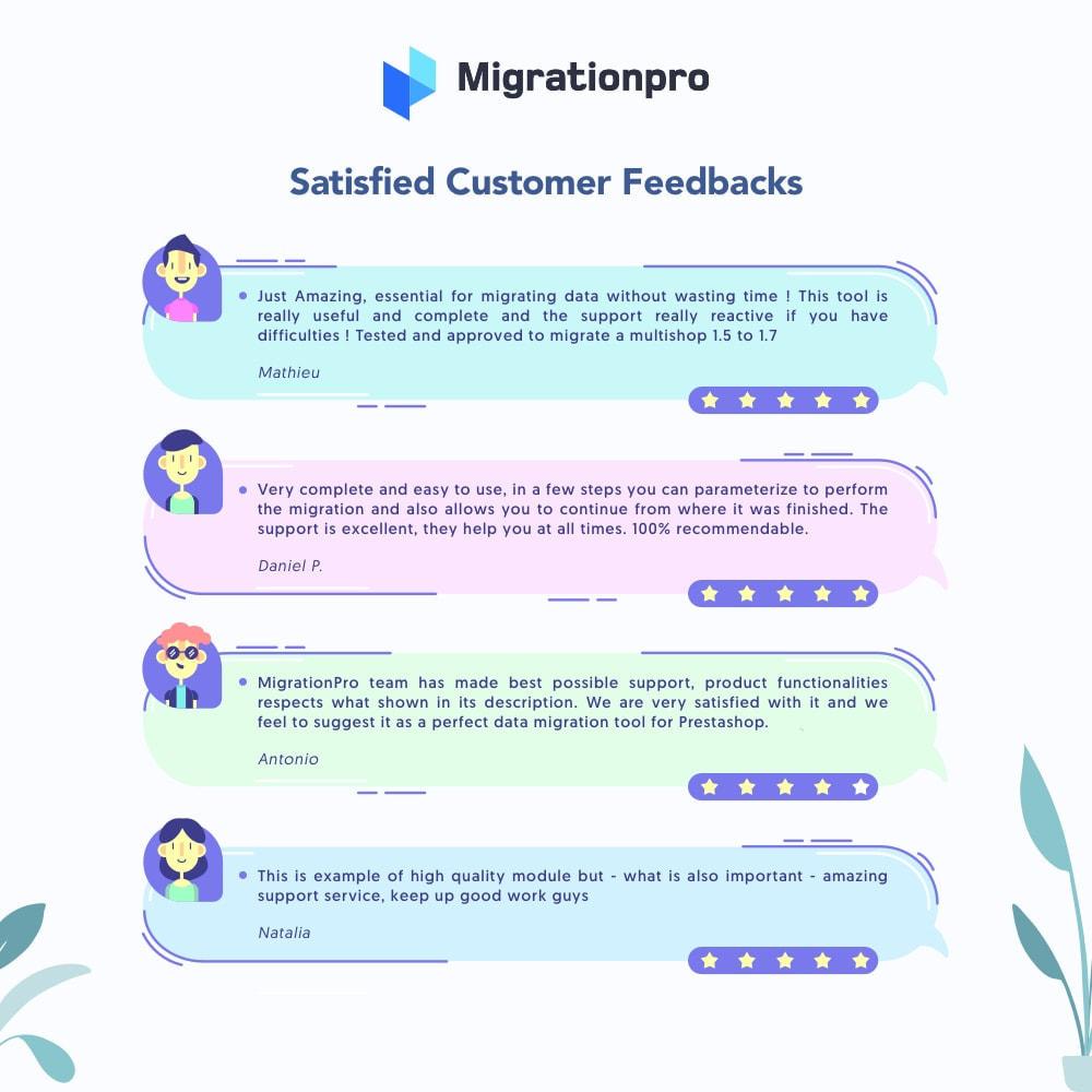 module - Data Migration & Backup - MigrationPro: AceShop to PrestaShop Migration tool - 9