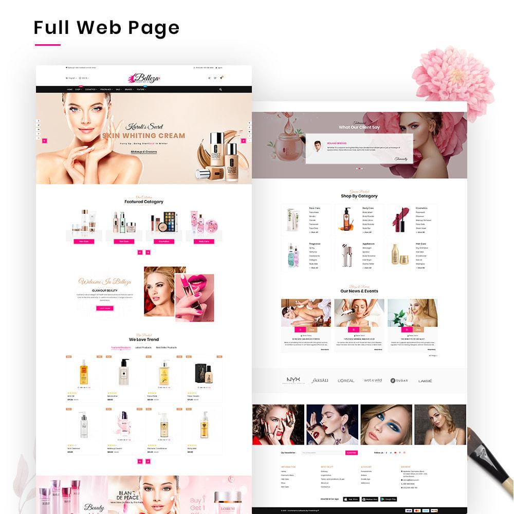 theme - Salud y Belleza - Belleza Mega Rico Belleza–cosméticos Salón Super Store - 3