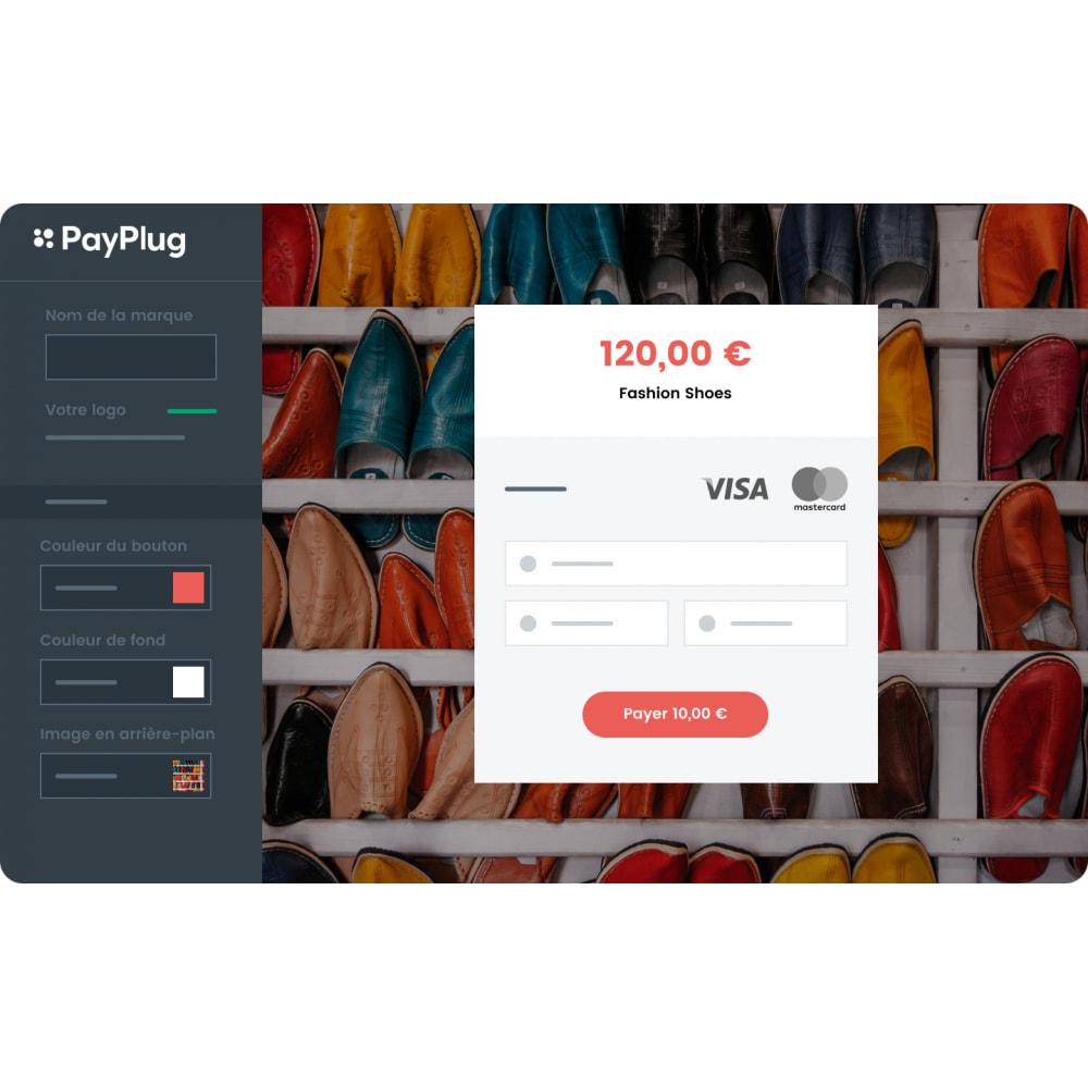 module - Paiement par Carte ou Wallet - PayPlug - Acceptez les paiements là où sont vos clients - 3