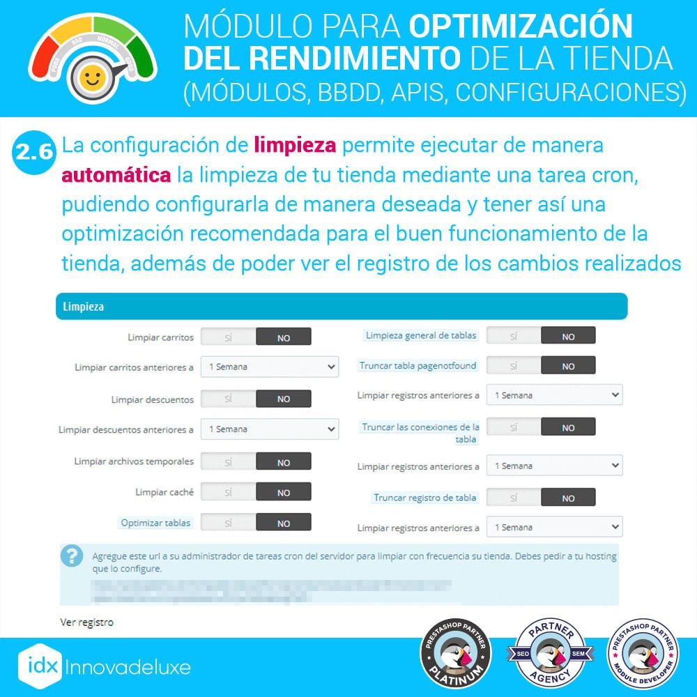 module - Rendimiento del sitio web - Performance - Optimización del rendimiento de la tienda - 10