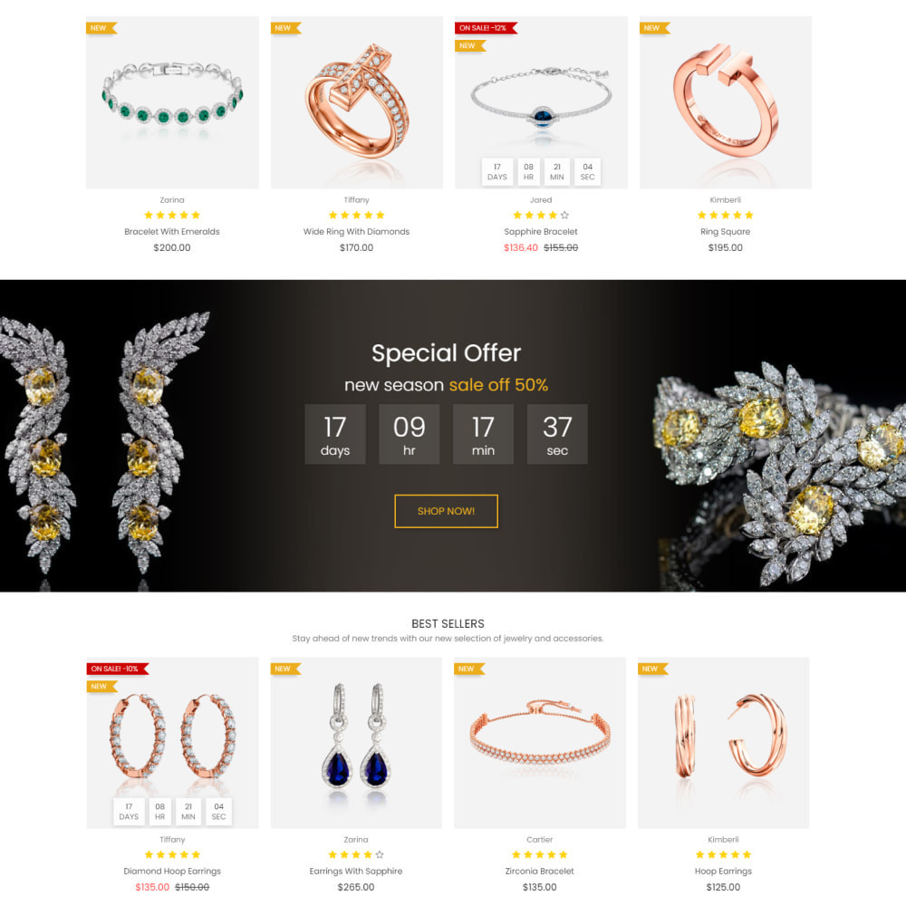 theme - Jewelry & Accessories - Jewelry & Accessories - Fashion, Watches, Design - 3