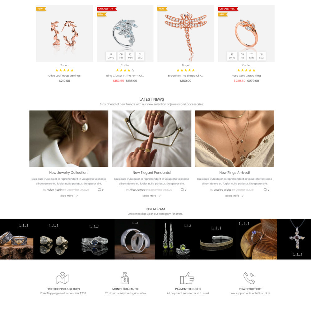theme - Jewelry & Accessories - Jewelry & Accessories - Fashion, Watches, Design - 4