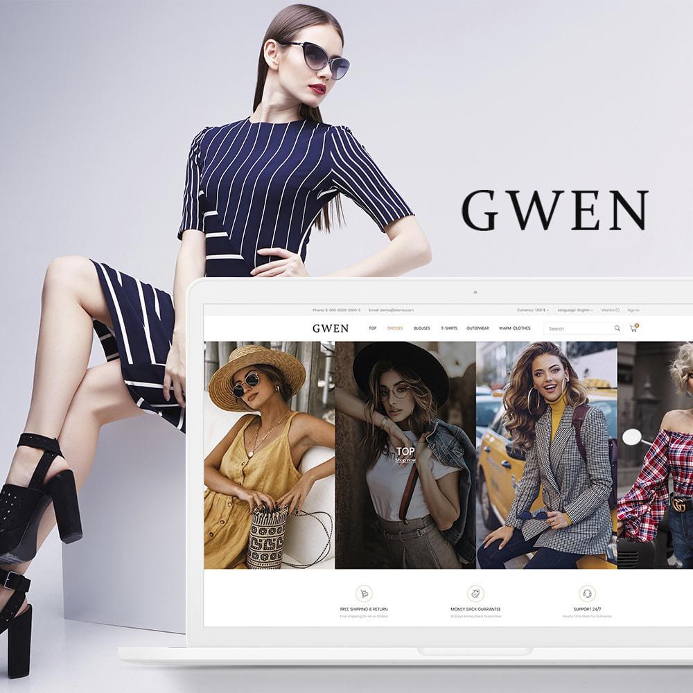 theme - Mode & Chaussures - Gwen Fashion Store - 1