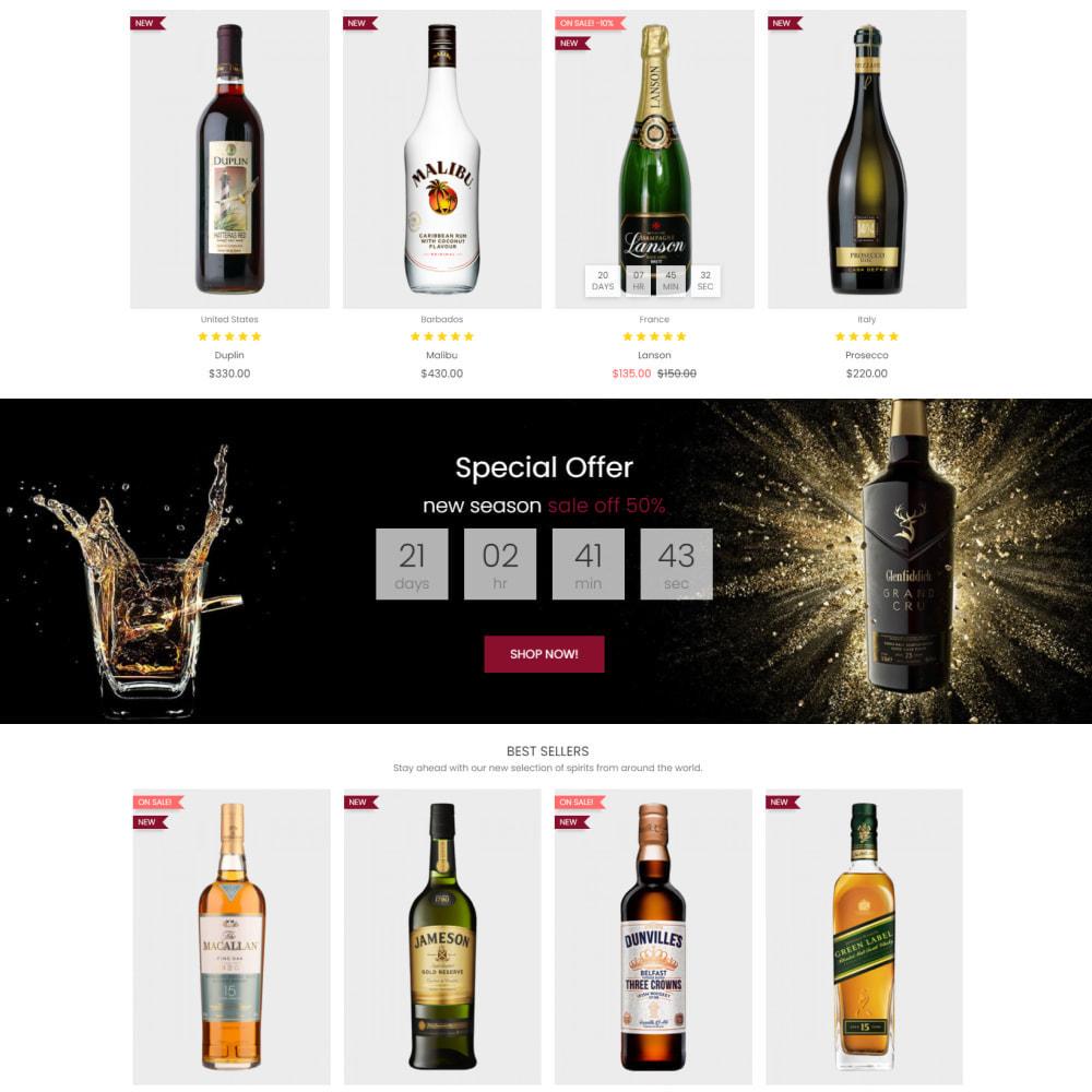 theme - Напитки и с сигареты - Alcoholic, Drinks & Tobacco - Wine, Coffee, Drinks - 3
