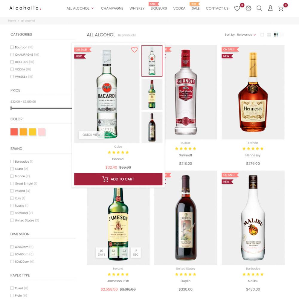 theme - Напитки и с сигареты - Alcoholic, Drinks & Tobacco - Wine, Coffee, Drinks - 5