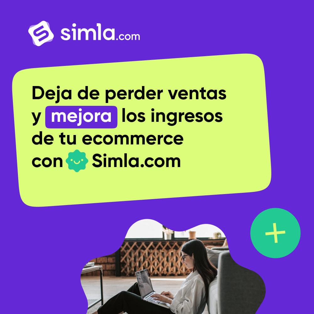module - Gestión de Pedidos - Simla.com - 1