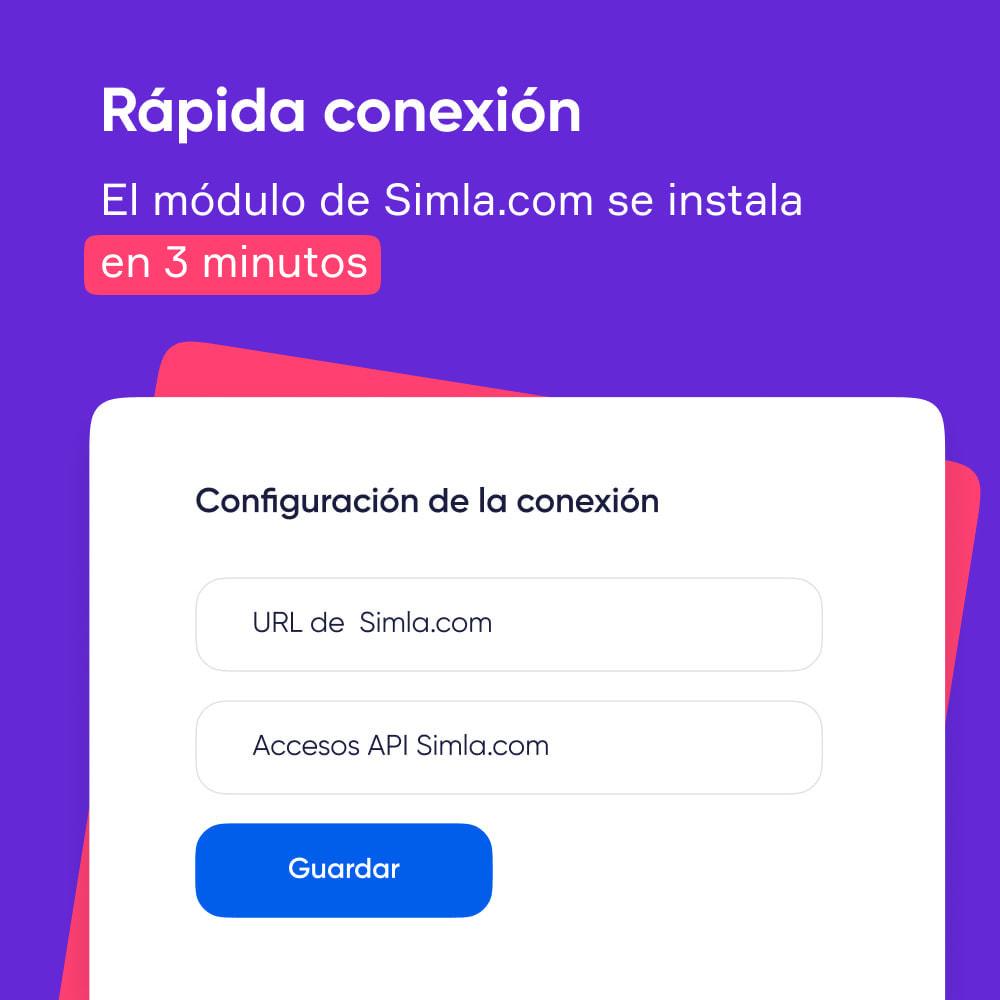 module - Gestión de Pedidos - Simla.com - 3