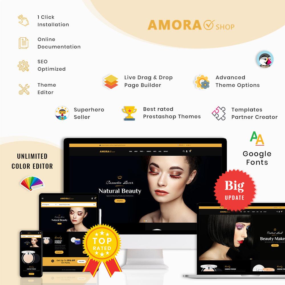 theme - Gezondheid & Schoonheid - Amora Beauty Store - 1