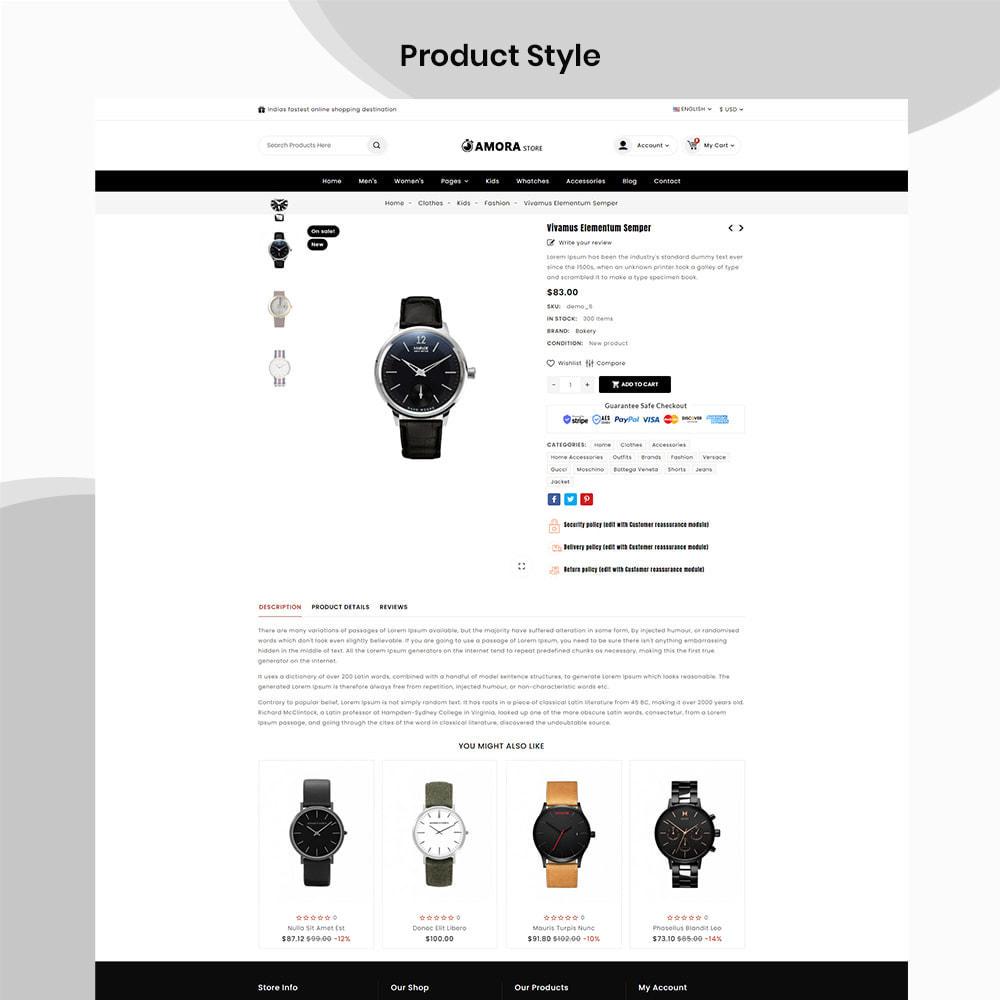 theme - Biżuteria & Akcesoria - Amora Watch Shop - 4