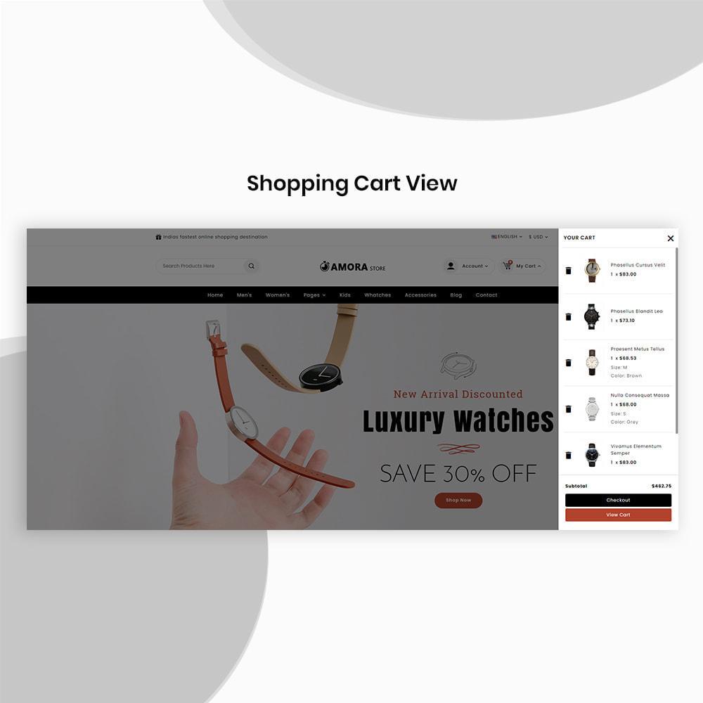 theme - Biżuteria & Akcesoria - Amora Watch Shop - 6