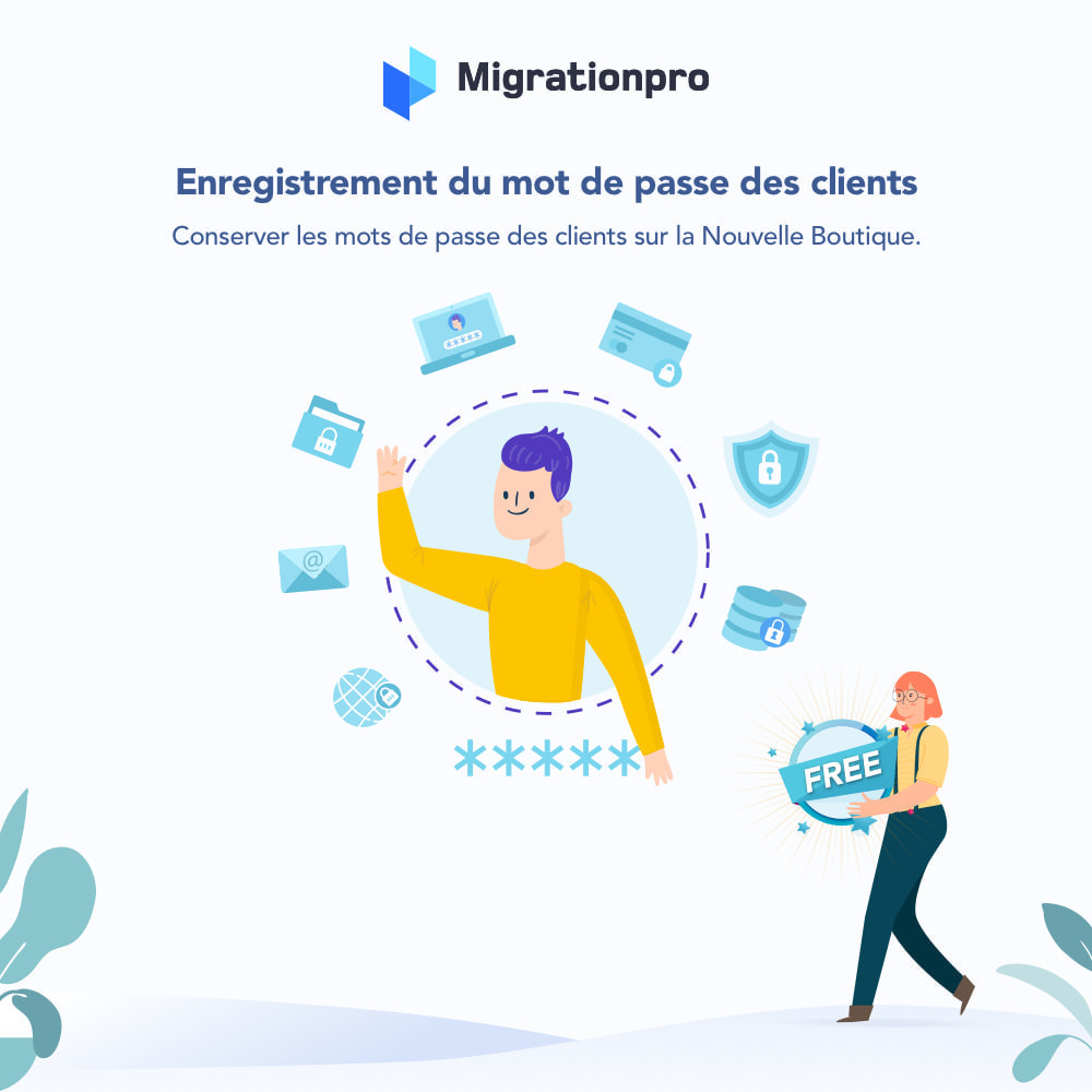 module - Migration de Données & Sauvegarde - Outil de migration Zen Cart vers  PrestaShop - 4